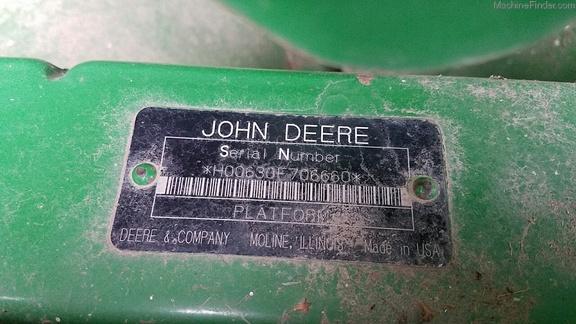 2004 John Deere 630F