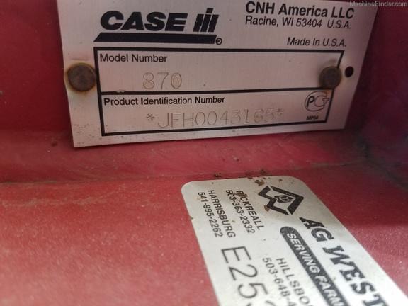 2013 Case 870