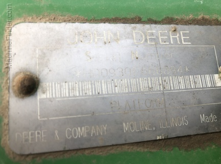 1996 John Deere 930F