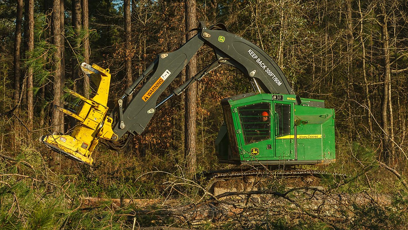 Feller Bunchers Equipment Image