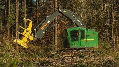 Feller Bunchers Equipment Image