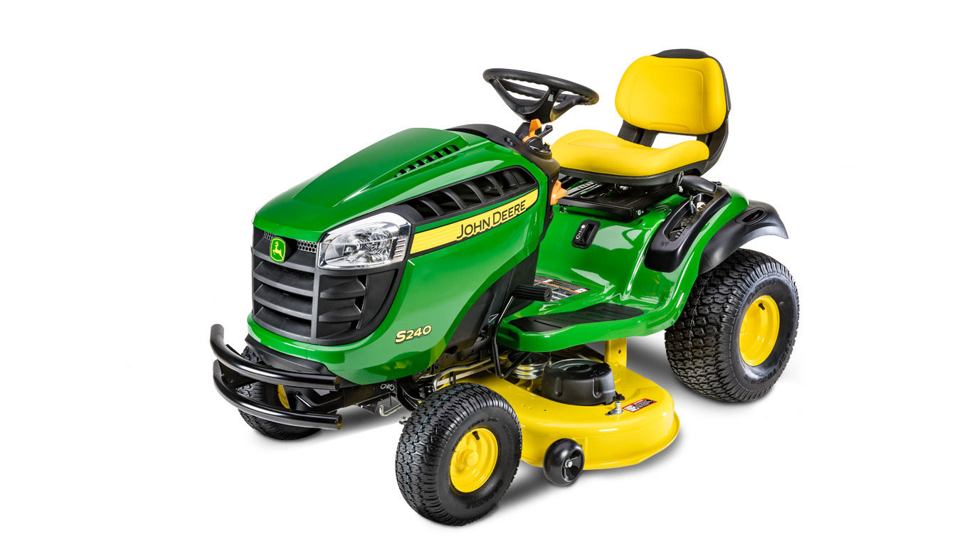 S240 Lawn Tractor Equipment Image