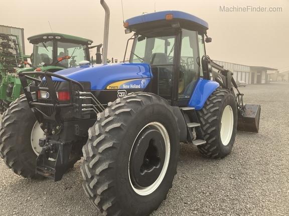 2008 New Holland TB6070