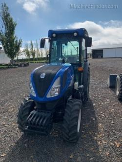 2017 New Holland T4.80V