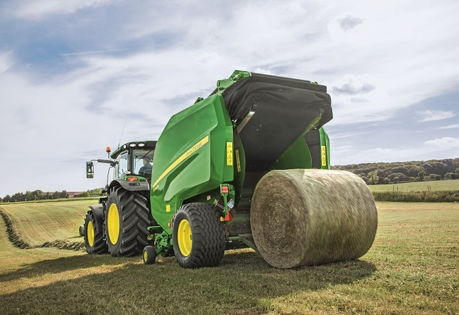 V451R and V461R Balers Equipment Image