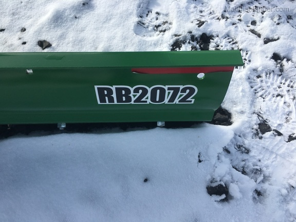 2019 Frontier RB2072