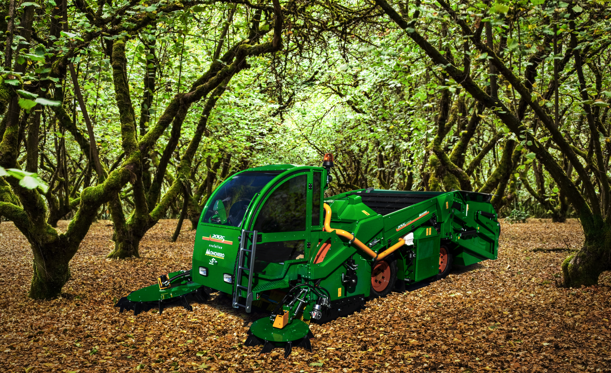 Monchiero Harvesting Equipment Pap 233 Machinery