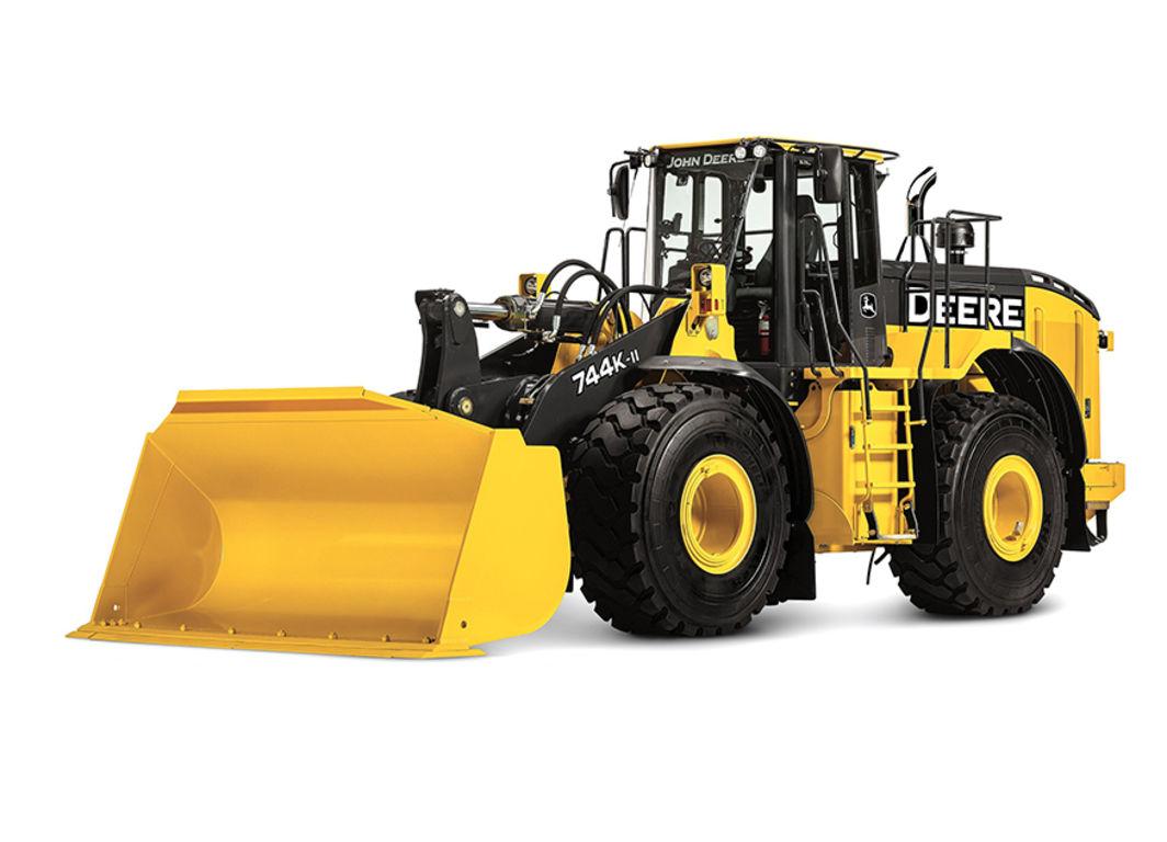 John Deere 744K-II
