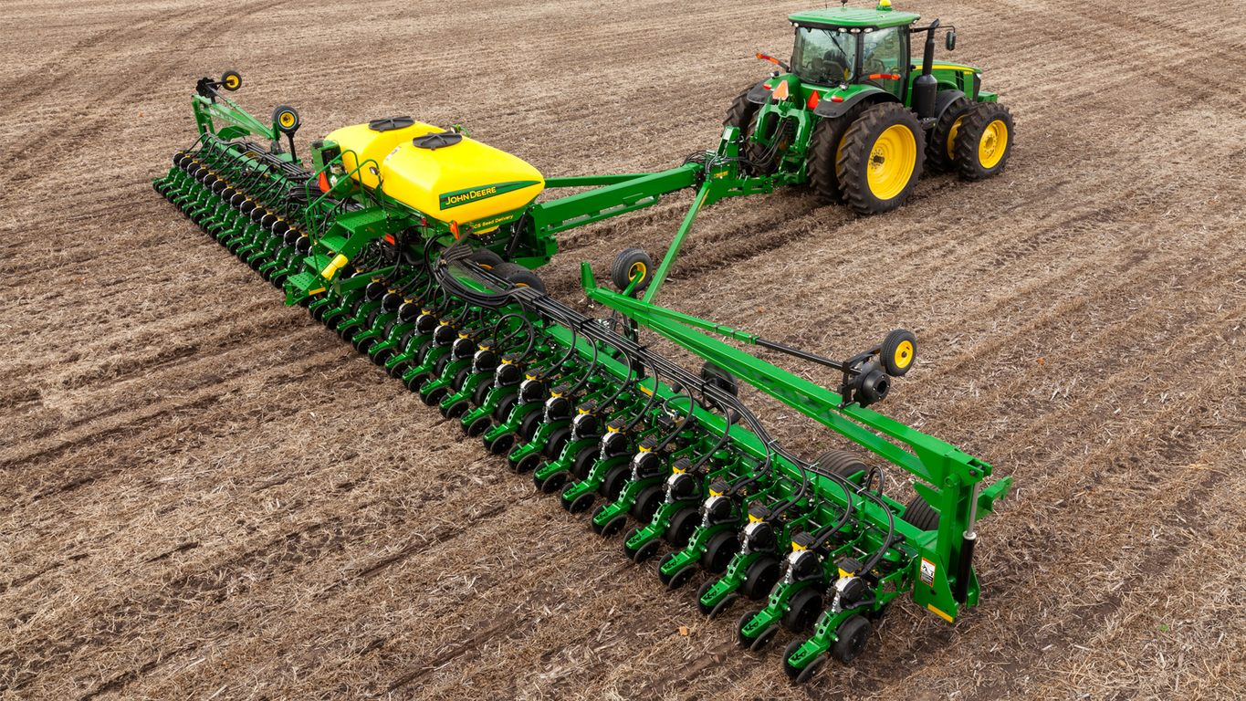 John Deere DB60 36Row20