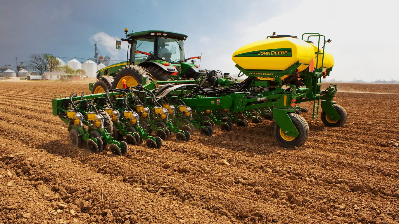 John Deere 1725 CCS Twin Row