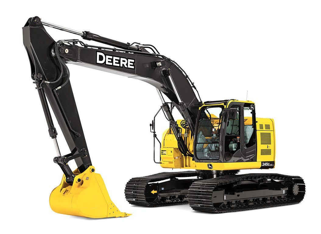 John Deere 245G LC
