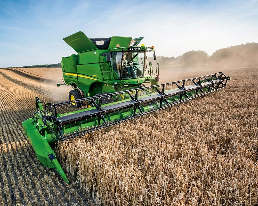 Combines Equipment Image