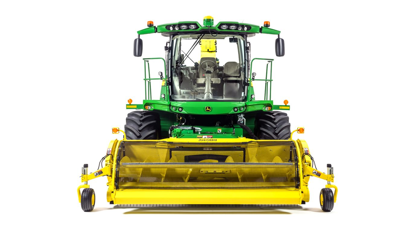 Self-Propelled Forage Harvesters  Equipment Image