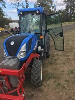 2015 New Holland T4100V