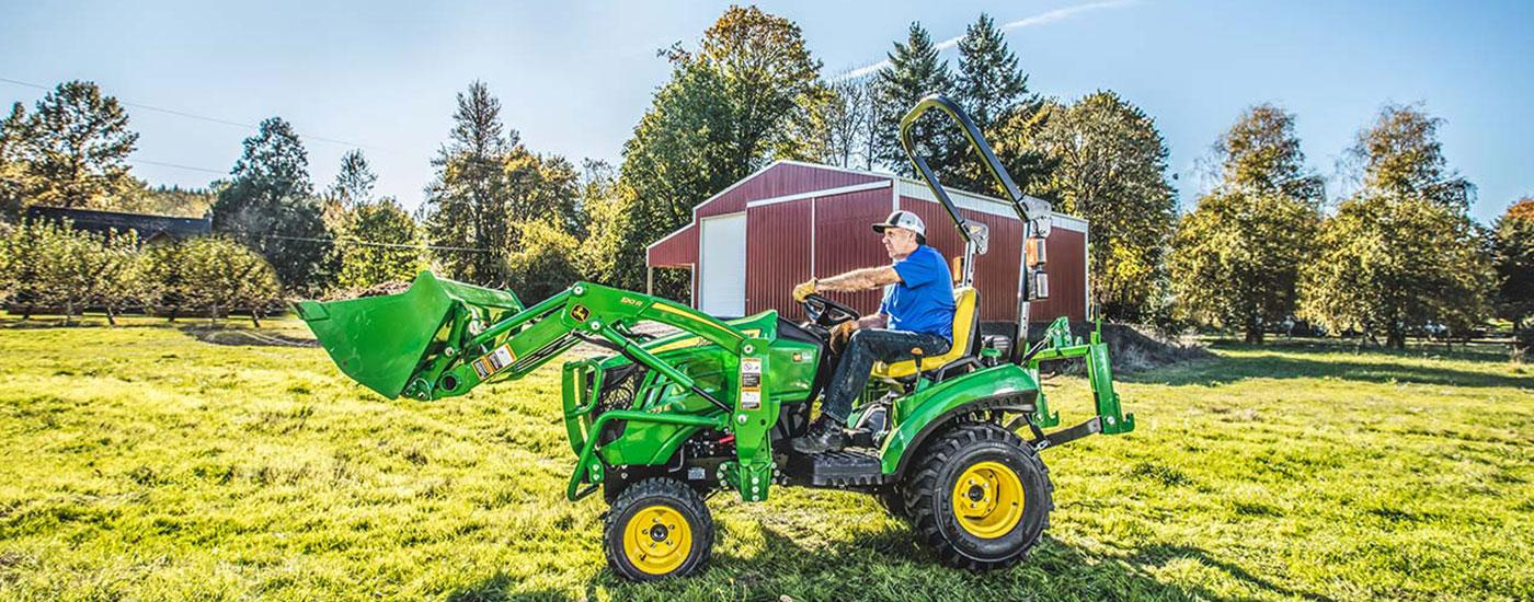 Agriculture & Turf Equipment & Services | Papé Machinery