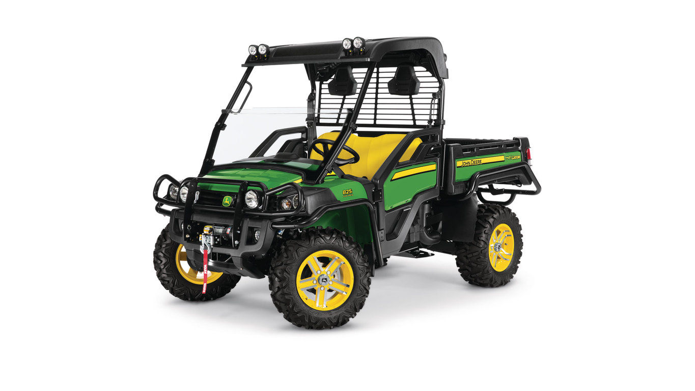 John Deere XUV825i Power Steering