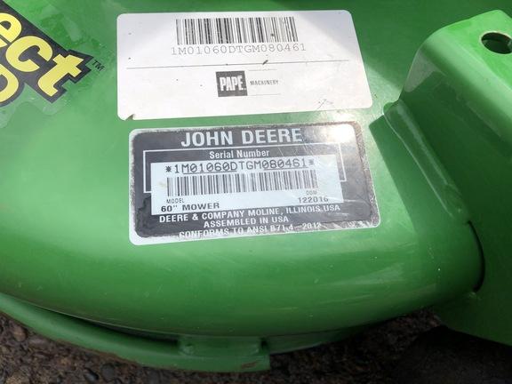 2016 John Deere 1025R