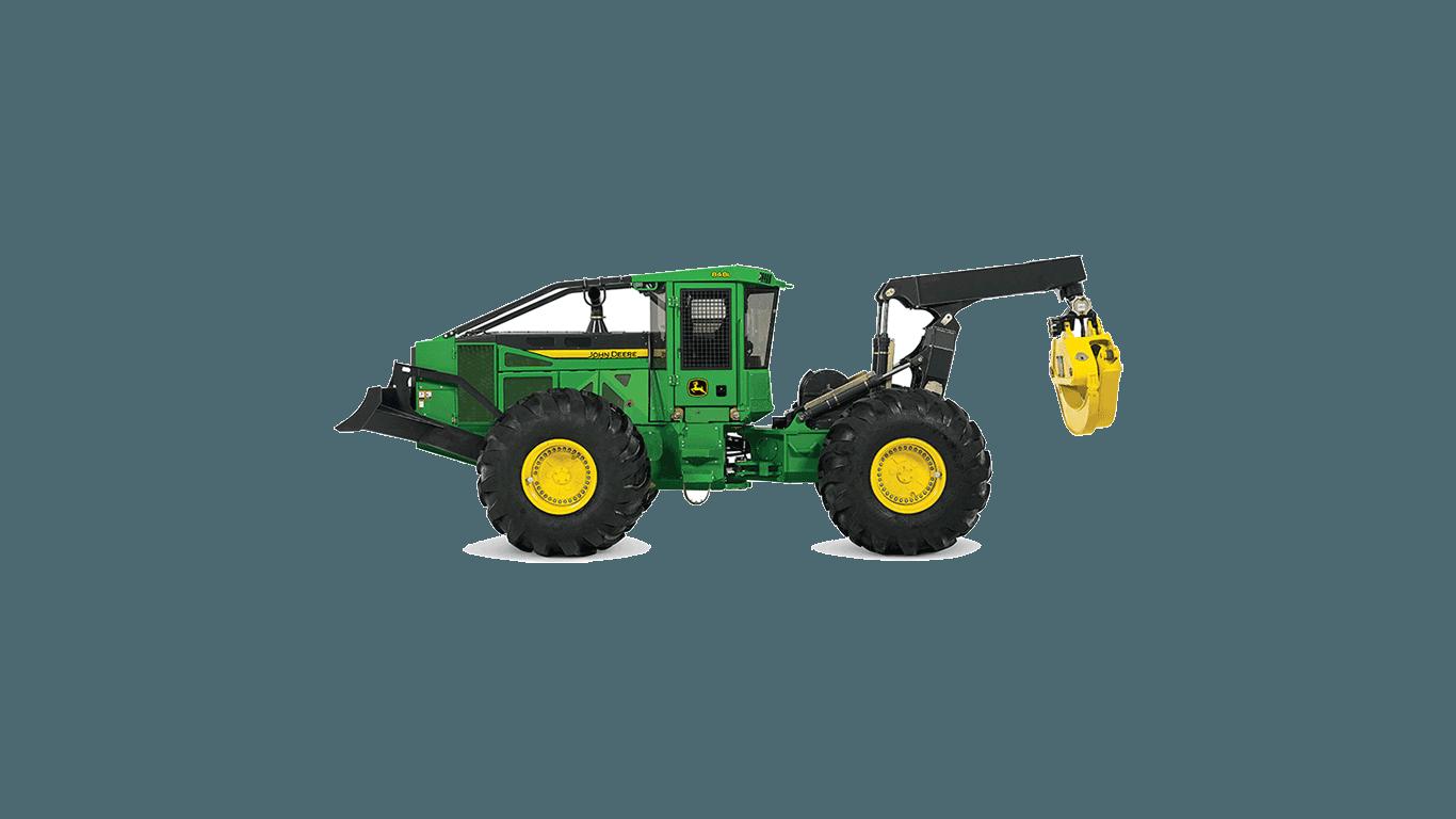 John Deere 848L