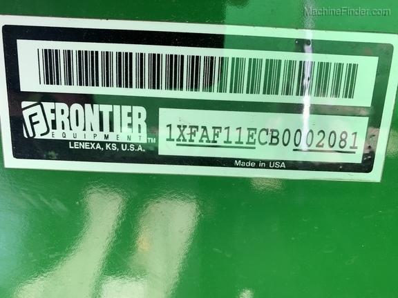 2015 Frontier AF11E