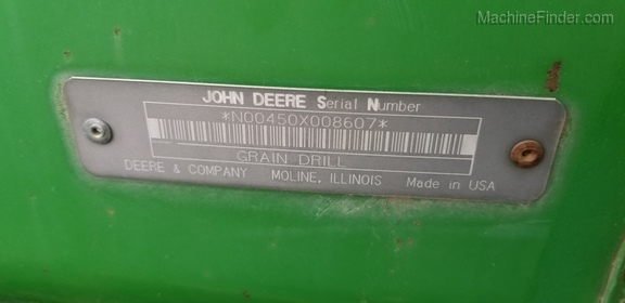 1994 John Deere 450