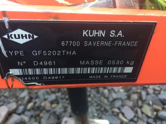 2016 Kuhn GF5202