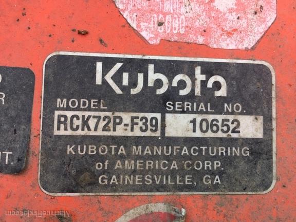 2008 Kubota F3990