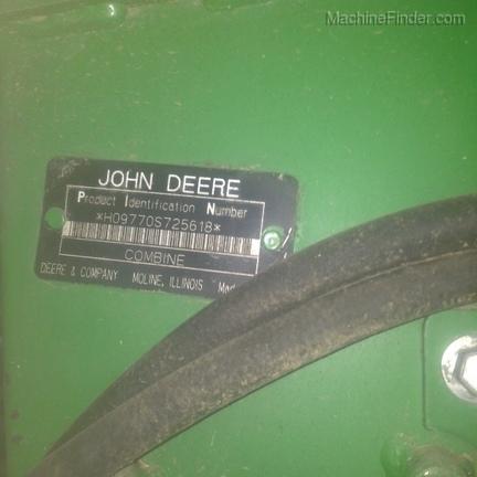 2008 John Deere 9770ST