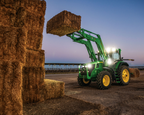 Hay & Forage Handling Equipment Equipment Image