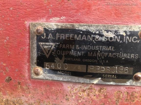 2000 Freeman 5400