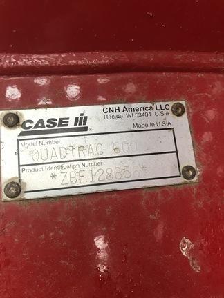 2012 Case 600