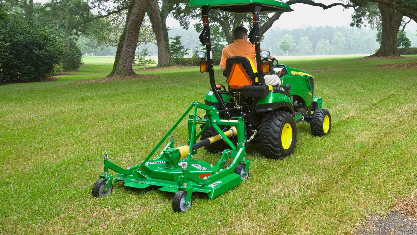 John Deere GM10E Series