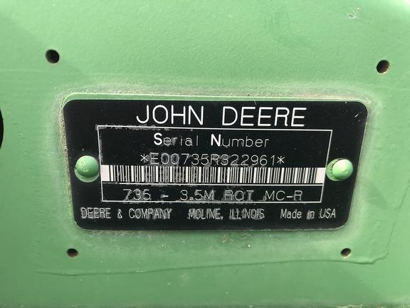 2006 John Deere 735