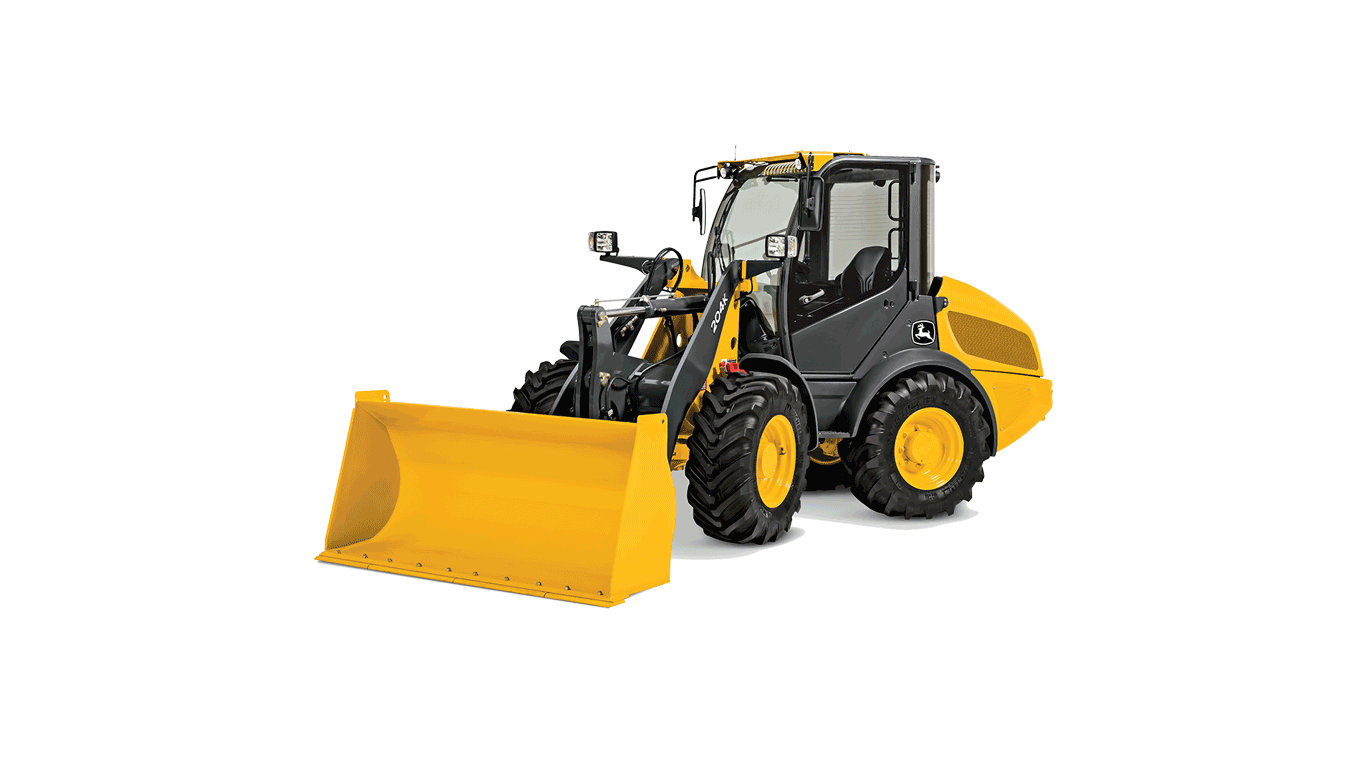 Compact Wheel Loaders Equipment Image