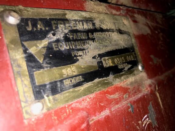 2010 Freeman 385