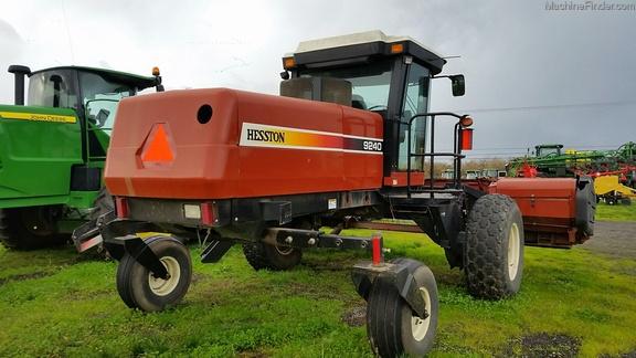 2005 Hesston 9240