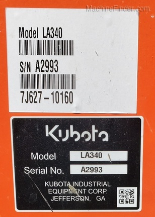 2018 Kubota BX23S