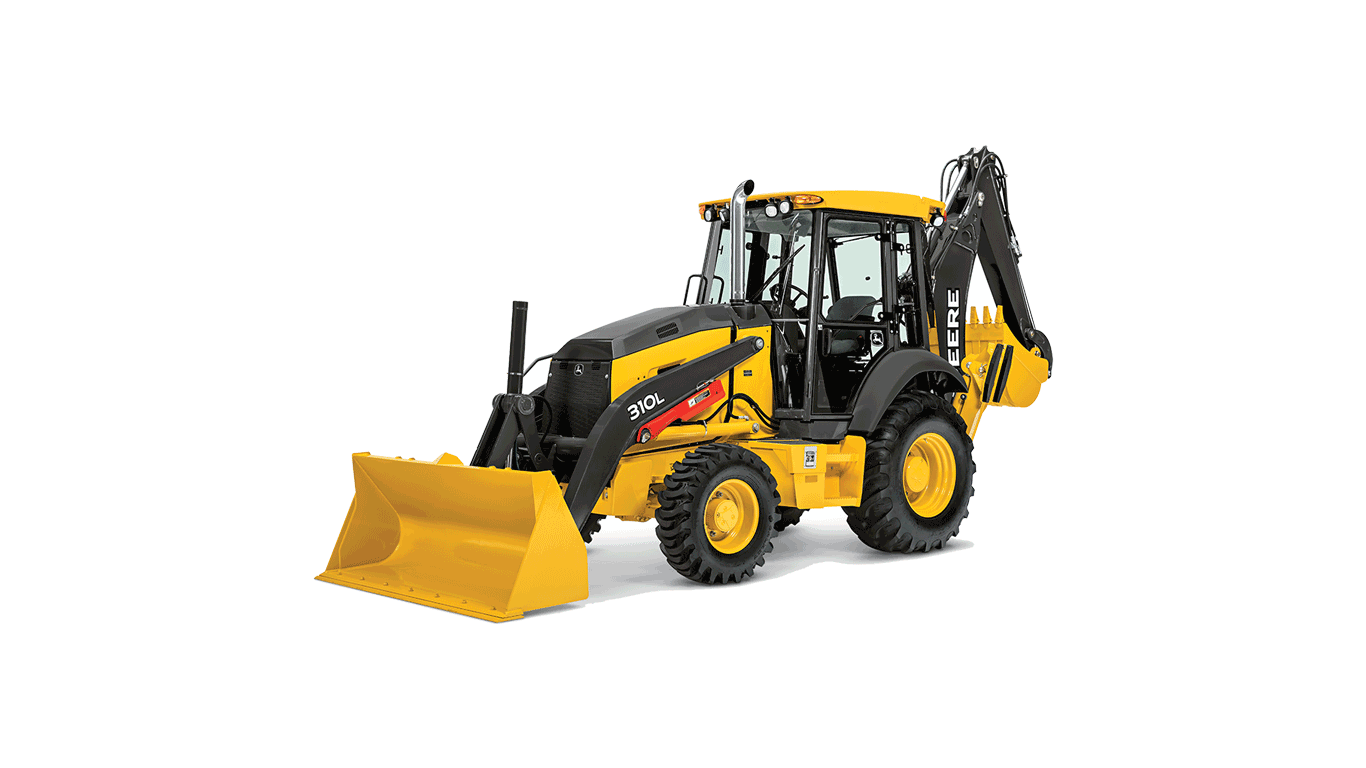 Backhoes Equipment Image