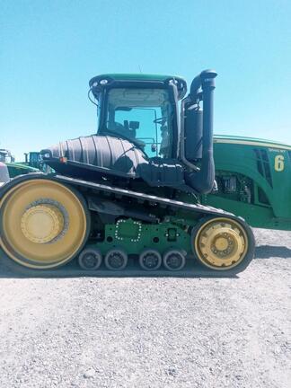2012 John Deere 9560