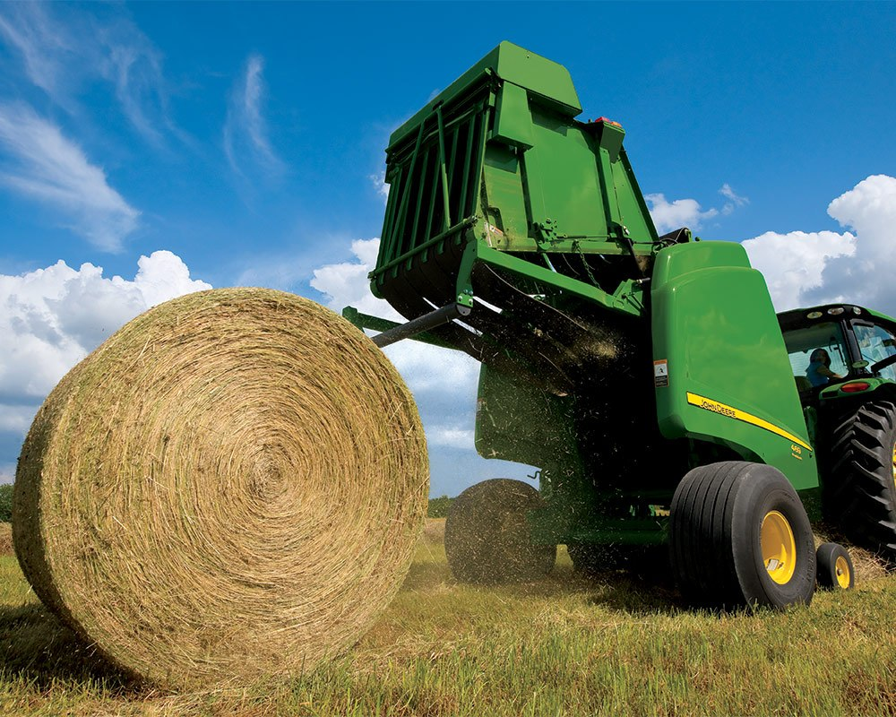 Hay & Forage Equipment Image