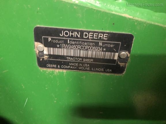 2013 John Deere 9460R