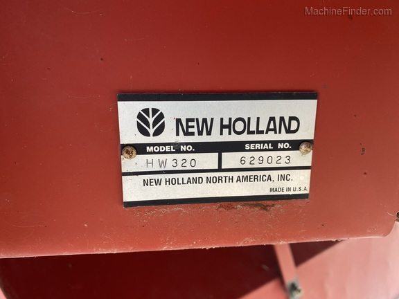 2003 New Holland HW320