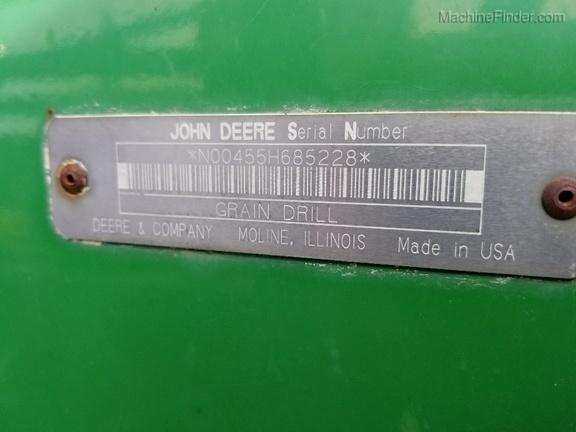 2000 John Deere 455