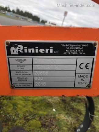 2016 Rinieri CM7150