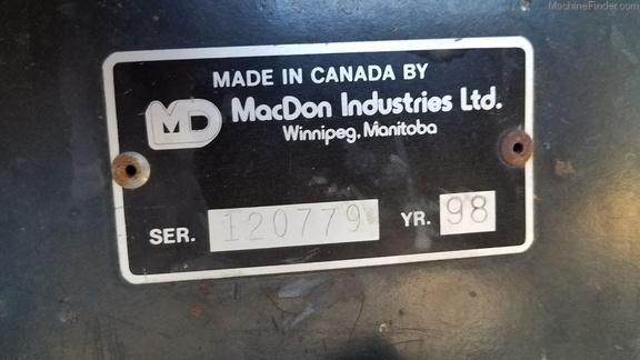 1998 Macdon 2930