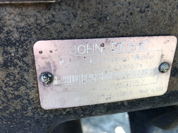 1995 John Deere 5300