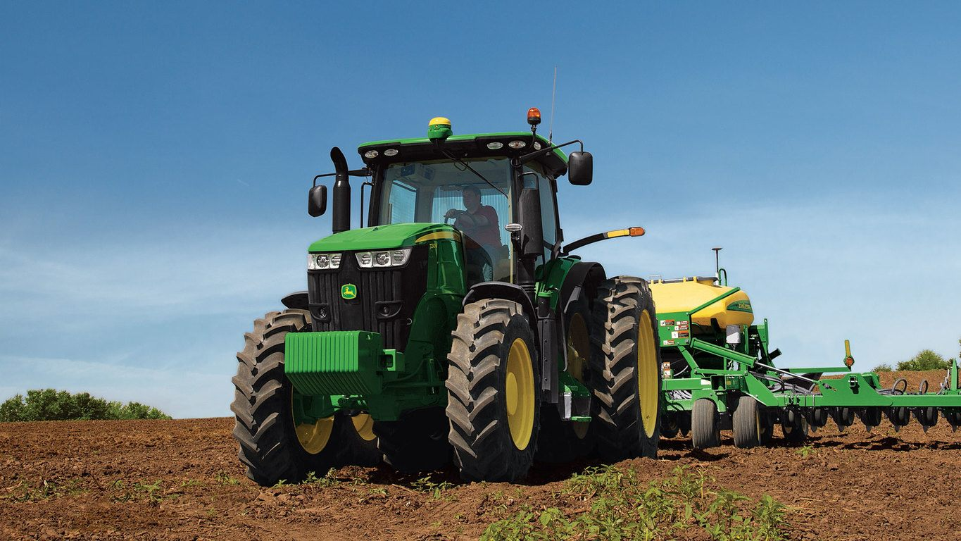 John Deere 7210R | Papé Machinery