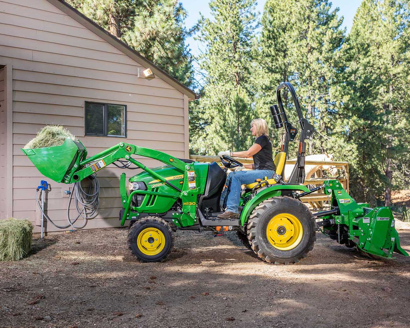 Agriculture & Turf Equipment for Sale | John Deere | Papé