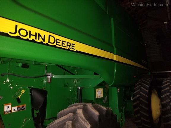 2008 John Deere 9670