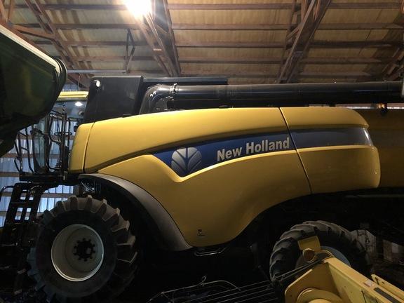 2008 New Holland CX8070