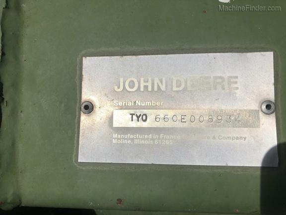 John Deere 660